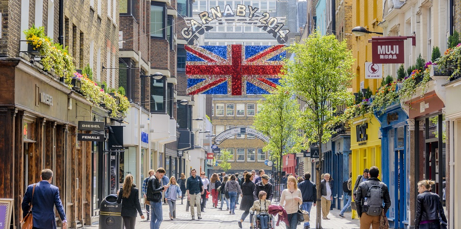 How the high street is being reinvented in global cities