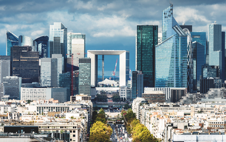 Outlook 2019: European commercial real estate