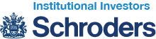 Schroders logo Institutional Investors