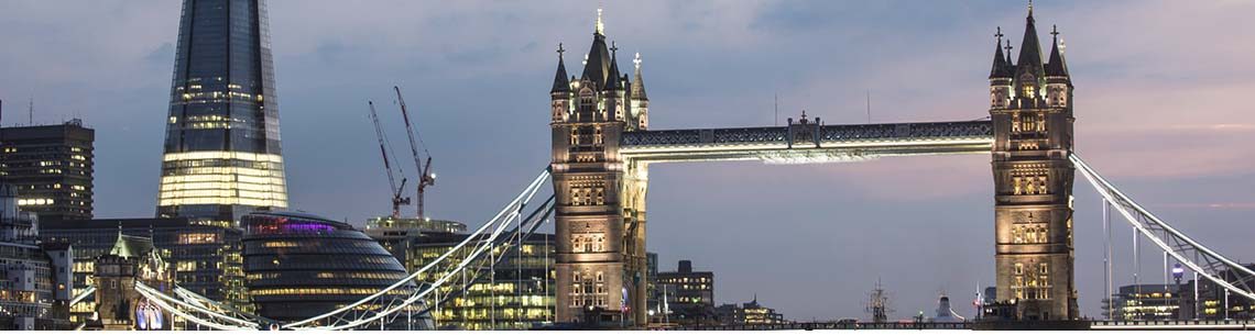 Schroders in the UK - the Shard - Country Landing Image