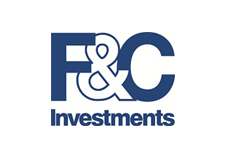 F and C logo