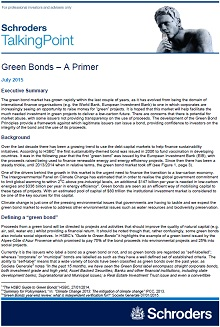 Green Bonds Page