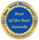 Asia Asset Management Best of the Best Awards logo