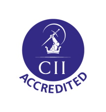 CII accreditation