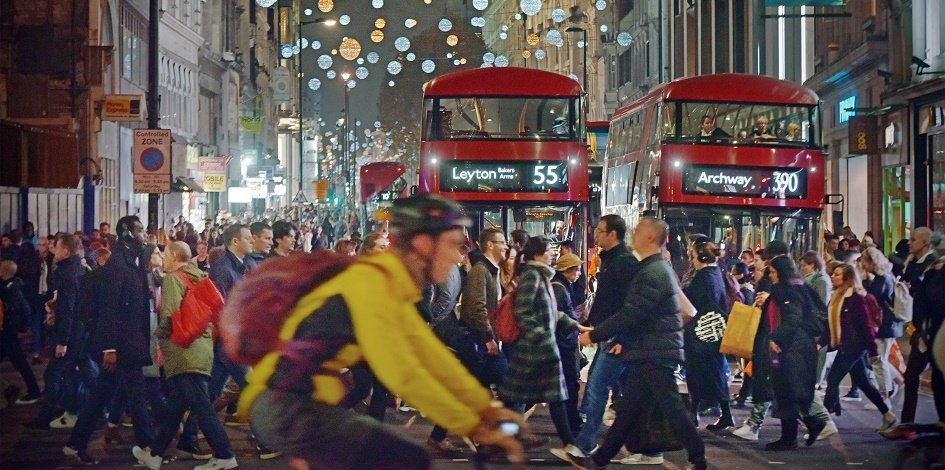Black Friday bargain hunters boost UK retail sales