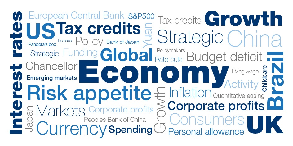 January 2016 Economic Infographic
