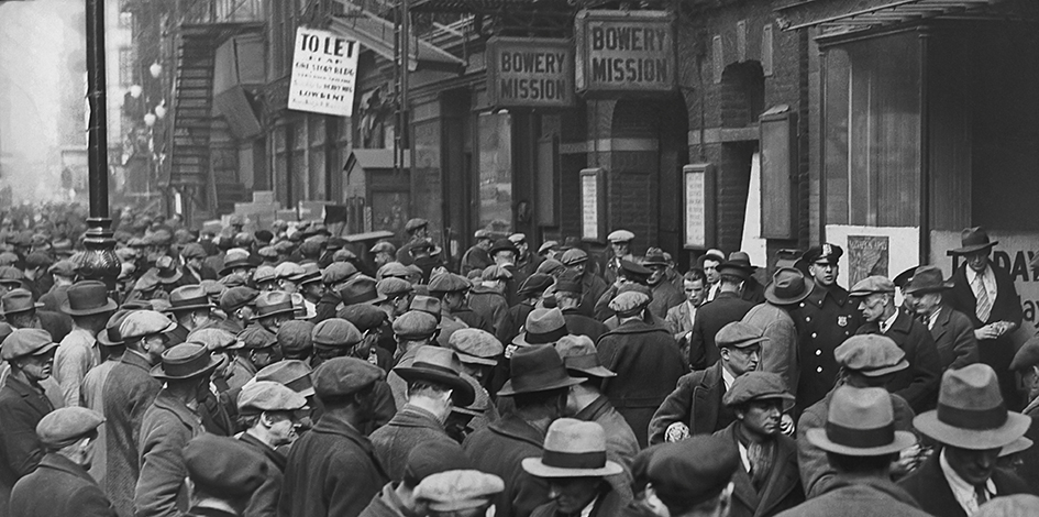 Is the Second Great Depression approaching? Part one: the case for