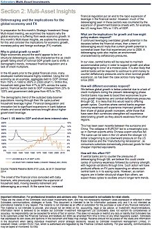 Schroders multi-asset team looks at how global growth will impact FX