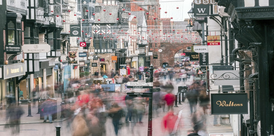 UK growth downgrade highlights households' challenge