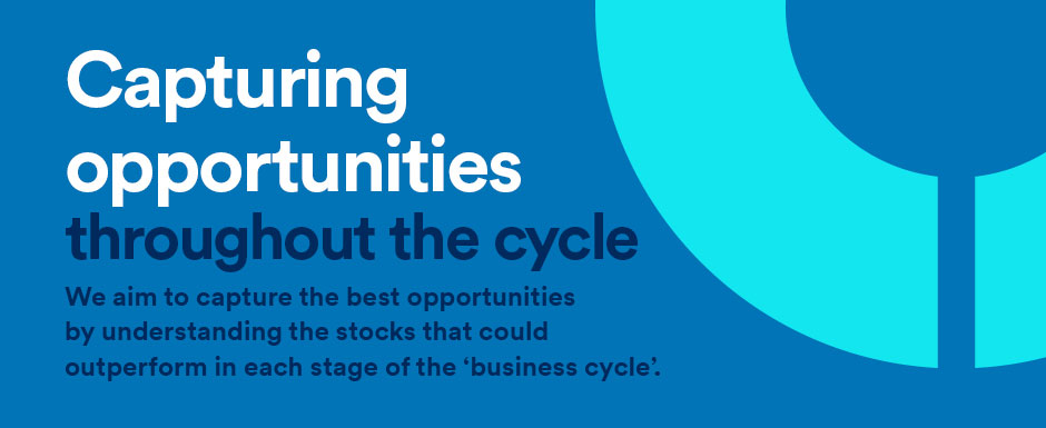 Capturing opportunities throughout the cycle