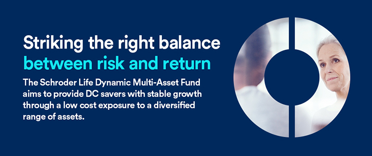 Striking the right balance between risk and return