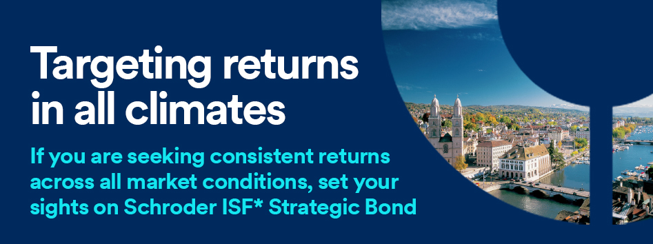 Schroders ISF Strategic Bond