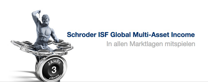 Schroder ISF Global Multi-Asset Income In allen Marktlagen mitspielen