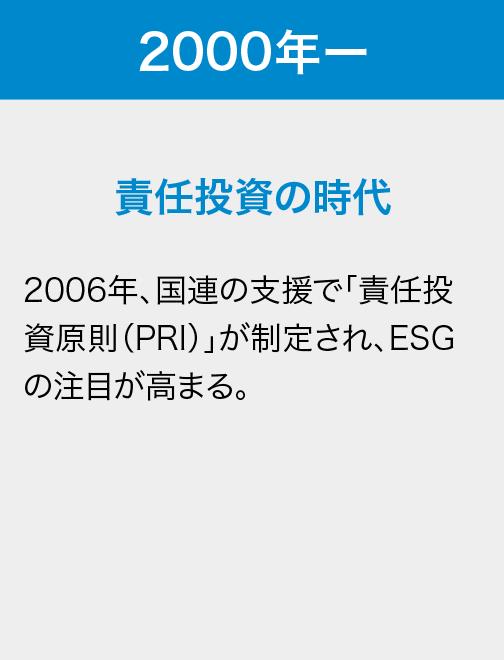2000年ー