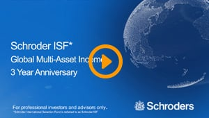 Schroder ISF Global Multi-Asset Income - Professional Investor