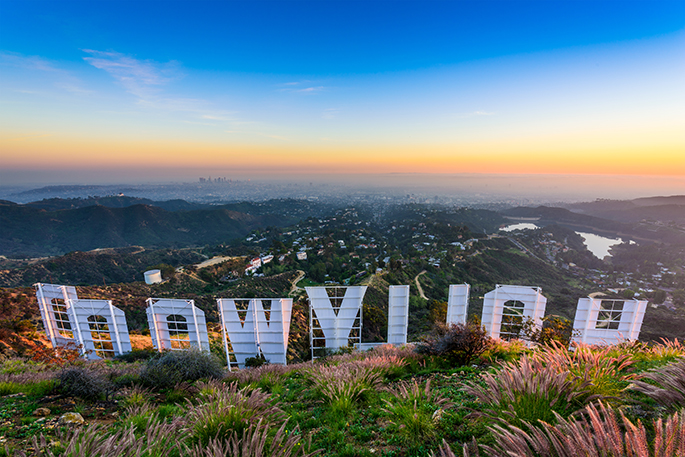 Netflix and Hills: how streaming services are moving in on Hollywood real estate