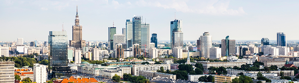 Schroders in Poland - Country Landing Image