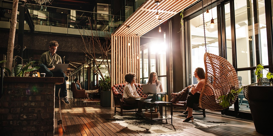 Could WeWork disrupt offices like Amazon disrupted shopping?